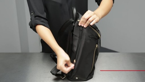 Tumi Voyageur Bryce Backpack - image 6 from the video