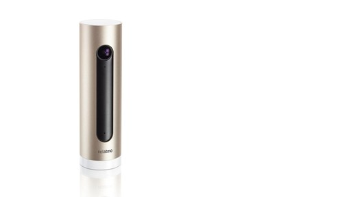 netatmo Welcome 4 Megapixel Color Network Camera - image 10 from the video