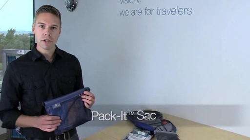 Eagle Creek - How to pack for 10 days in a carry-on - image 10 from the video