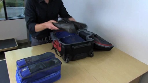 Eagle Creek - How to pack for 10 days in a carry-on - image 3 from the video