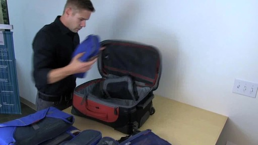 Eagle Creek - How to pack for 10 days in a carry-on - image 4 from the video
