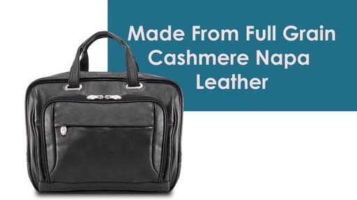 McKlein USA West Loop Leather 17