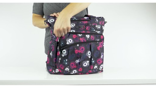Lug RFID Ace Tote - image 1 from the video
