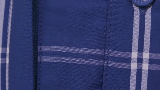 Patagonia Mens Long Sleeve Gallegos Shirt - image 3 from the video