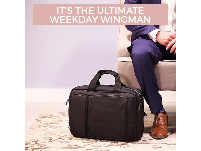 eBags Professional Laptop Briefcase - image 3 from the video