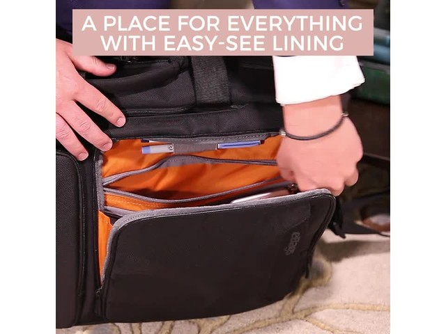 eBags Professional Laptop Briefcase - image 4 from the video