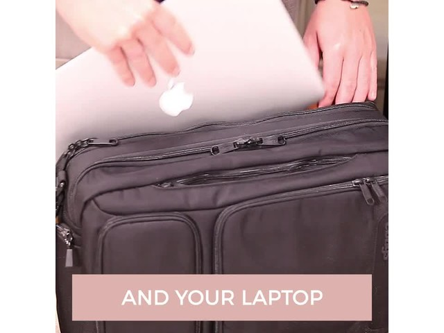 eBags Professional Laptop Briefcase - image 7 from the video