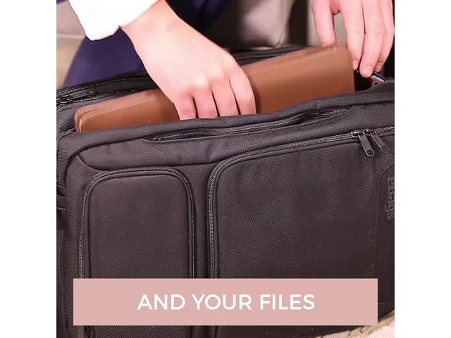 eBags Professional Laptop Briefcase - image 8 from the video