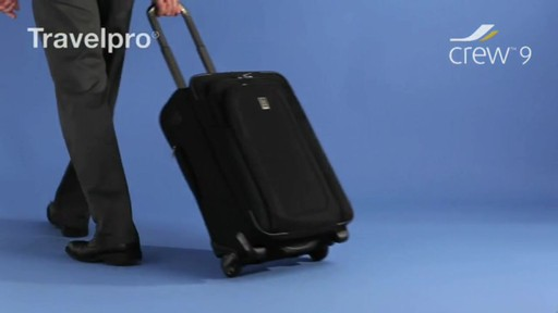 Travelpro Crew 9 Collection Rundown - image 2 from the video