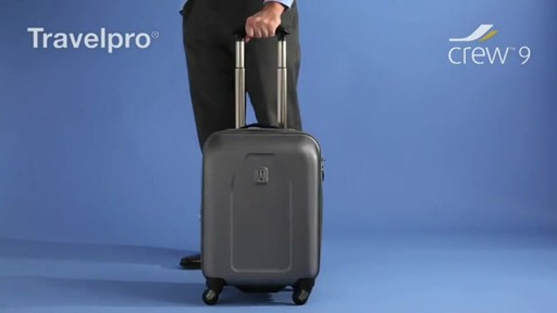 Travelpro Crew 9 Collection Rundown - image 3 from the video