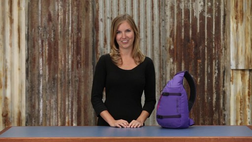 Patagonia Atom Sling - image 10 from the video