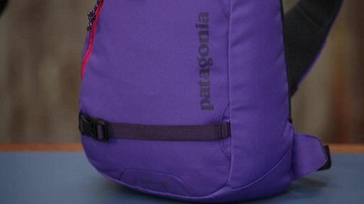 Patagonia Atom Sling - image 2 from the video