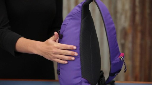 Patagonia Atom Sling - image 3 from the video