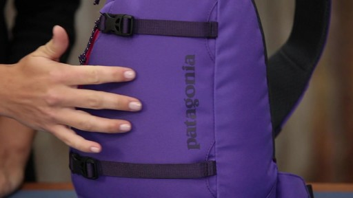 Patagonia Atom Sling - image 4 from the video