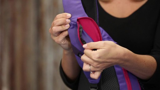 Patagonia Atom Sling - image 8 from the video