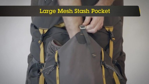 Mountainsmith Apex Hiking Backpacks - image 4 from the video