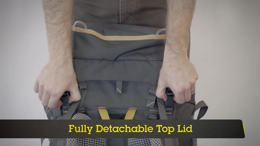 Mountainsmith Apex Hiking Backpacks - image 9 from the video