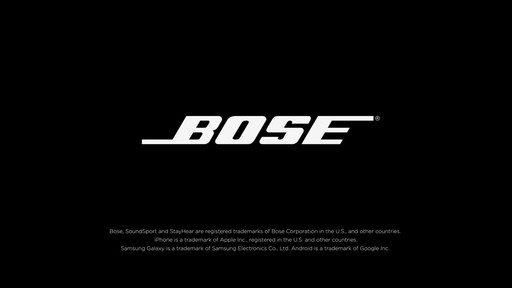 Bose SoundSport In-Ear Headphones (w/Mic) - Shop eBags.com - image 10 from the video