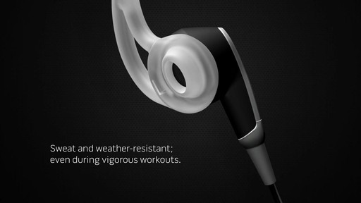Bose SoundSport In-Ear Headphones (w/Mic) - Shop eBags.com - image 3 from the video