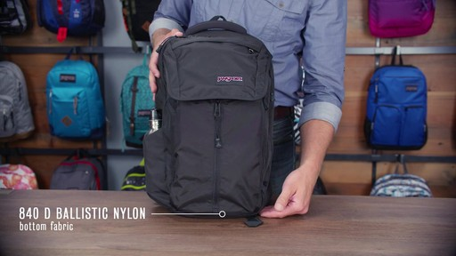 JanSport - Source Laptop Backpack - image 1 from the video