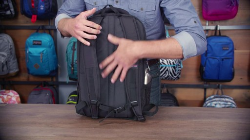 JanSport - Source Laptop Backpack - image 2 from the video