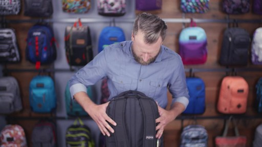 JanSport - Source Laptop Backpack - image 3 from the video
