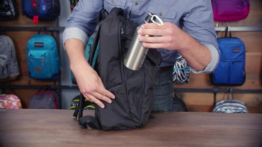 JanSport - Source Laptop Backpack - image 4 from the video