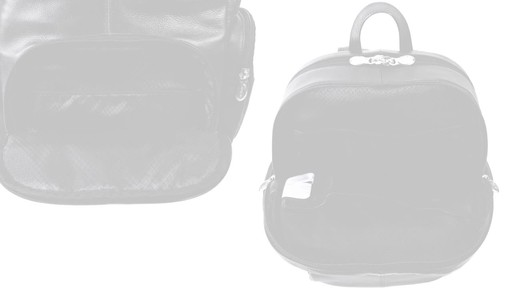 McKlein USA Cumberland Laptop Backpack - image 8 from the video