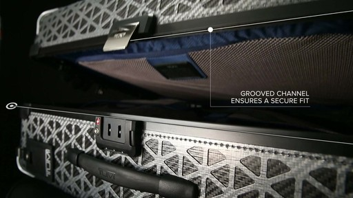 Tumi Tegra Lite X Frame Large Trip Packing Case - image 4 from the video