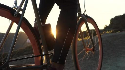 TRAKK Activ Weatherproof 16w Bike Speaker & Power Bank - image 3 from the video