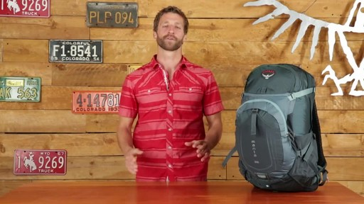 Osprey Manta and Mira Hiking Packs - image 10 from the video