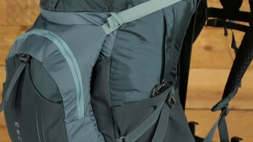 Osprey Manta and Mira Hiking Packs - image 4 from the video