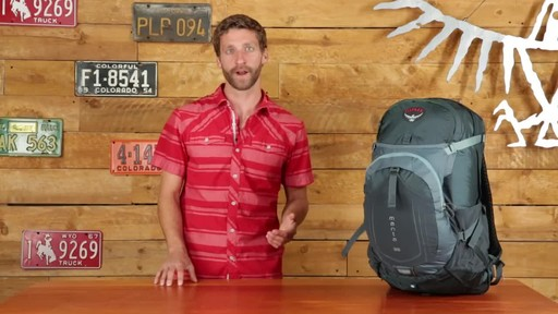 Osprey Manta and Mira Hiking Packs - image 8 from the video