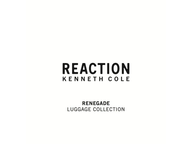 Kenneth Cole Reaction Renegade Luggage Collection - image 1 from the video