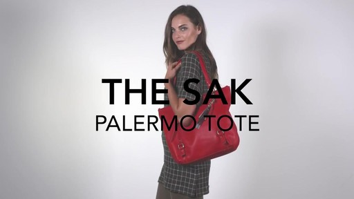 The Sak Palermo Tote - image 1 from the video