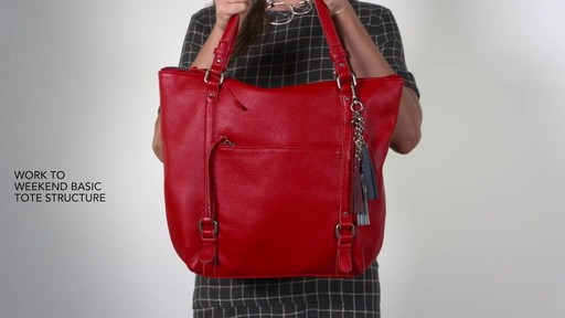 The Sak Palermo Tote - image 2 from the video