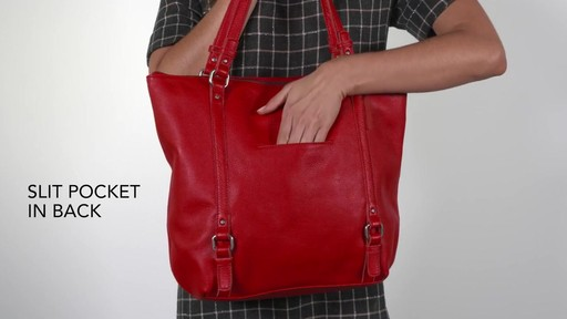 The Sak Palermo Tote - image 5 from the video