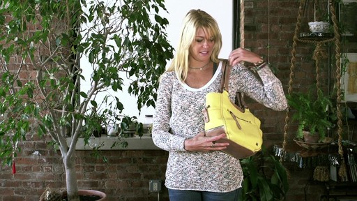 The Sak | Kendra Satchel - image 2 from the video