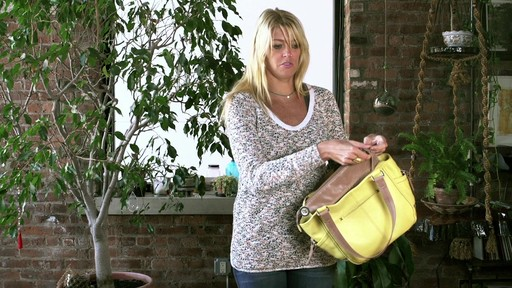 The Sak | Kendra Satchel - image 6 from the video