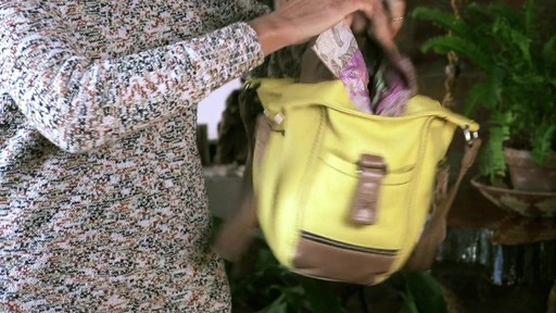 The Sak | Kendra Satchel - image 8 from the video
