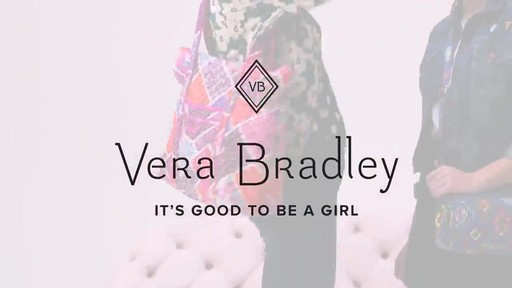 Vera Bradley Iconic Vera Tote - image 10 from the video