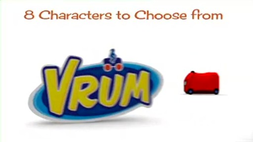 Wicked Cool Toys - Vrum Luggage for Kids - image 3 from the video
