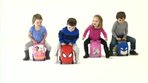 Wicked Cool Toys - Vrum Luggage for Kids - image 4 from the video