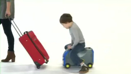 Wicked Cool Toys - Vrum Luggage for Kids - image 5 from the video