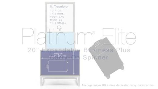 Travelpro Platinum Elite 20