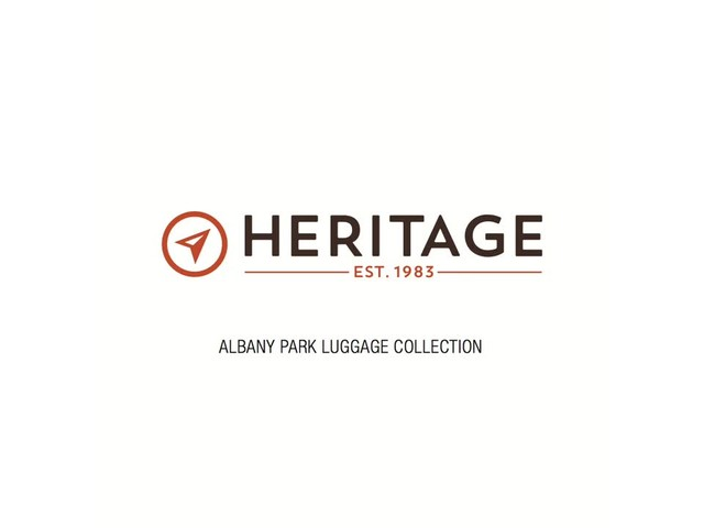 Heritage Albany Park Luggage Collection - image 1 from the video