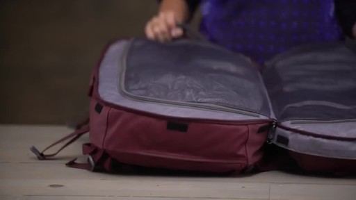 Eagle Creek Womens Global Companion 40L Backpack - image 1 from the video