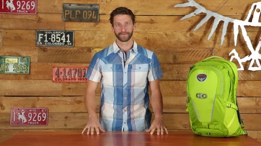 Osprey Momentum Backpacks - image 10 from the video