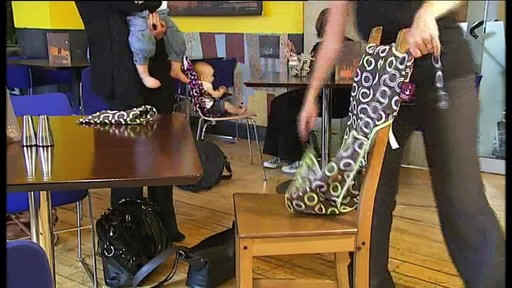 Totseat - For Babies Who Lunch - image 4 from the video
