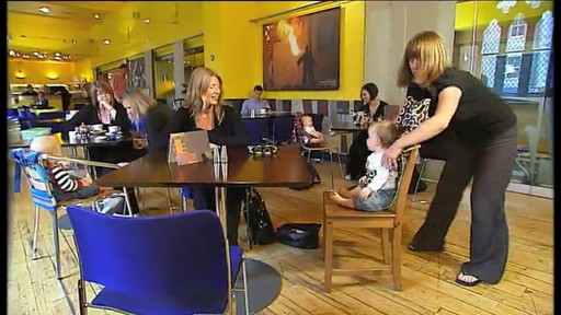 Totseat - For Babies Who Lunch - image 7 from the video